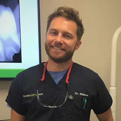 Dr. Cayce Wallace