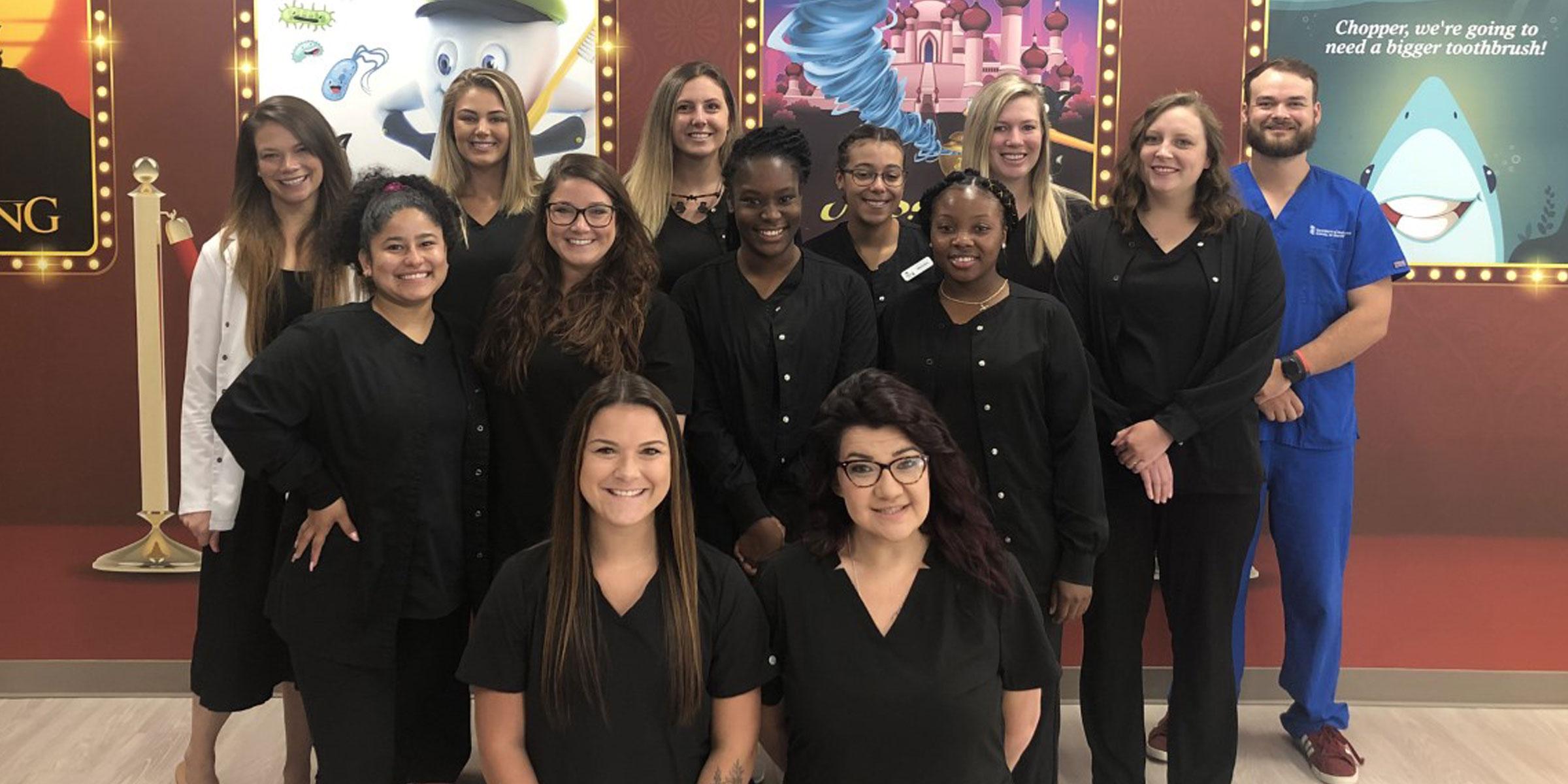 Wilmington-Kids-Dentist-Team